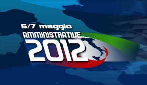 Elezioni Maggio 2012