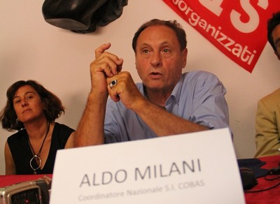 SCARCERATO ALDO MILANI, ORA LE ACCUSE VANNO TRASFORMATE IN UN BOOMERANG !